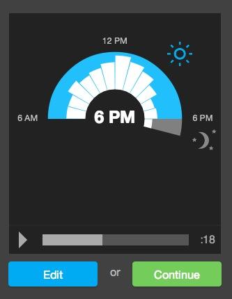TWitter Visual App Video